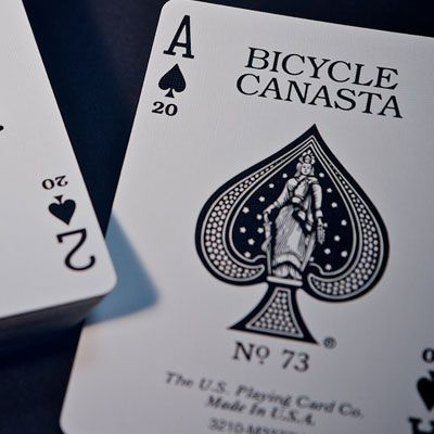 Canasta: How to Play Combining cards of the same rank is the name of the game.