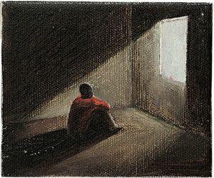 Solitude by Daler Usmonov (2015)