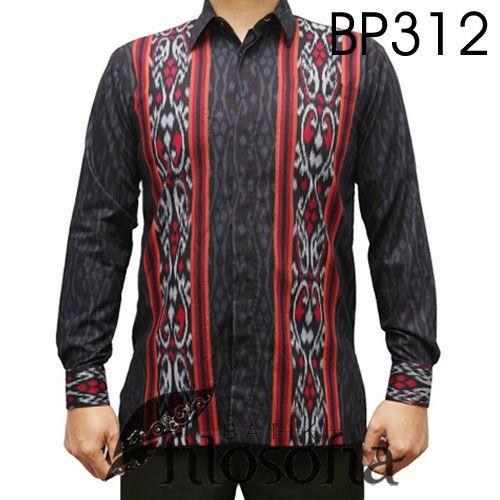 Kemeja Batik Dayak  25ed92527b