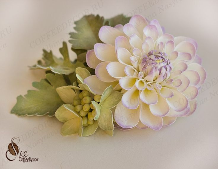цветы из фоамирана мастеркласс - Поиск в Google