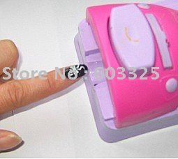 DIY nail art printer machine with 7 bottle nail polish retail sales free drop shipping