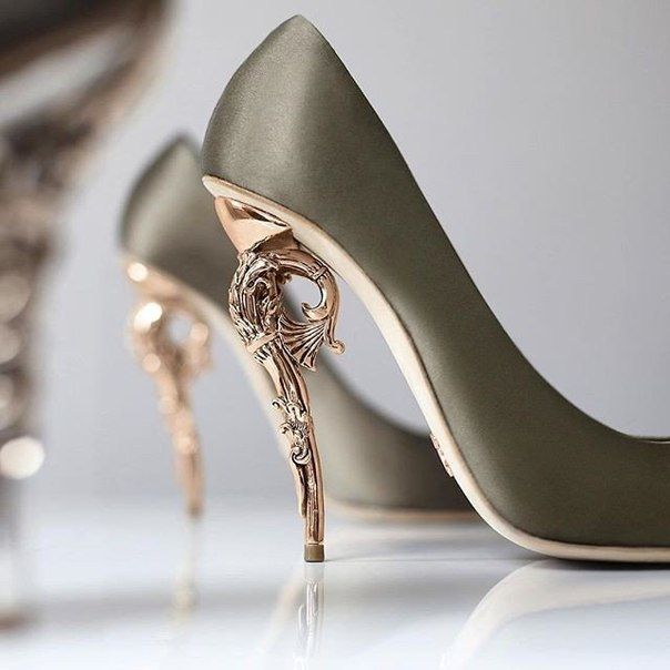 """""""Ralph and Russo: """"Baroque"""" Pump"""""""