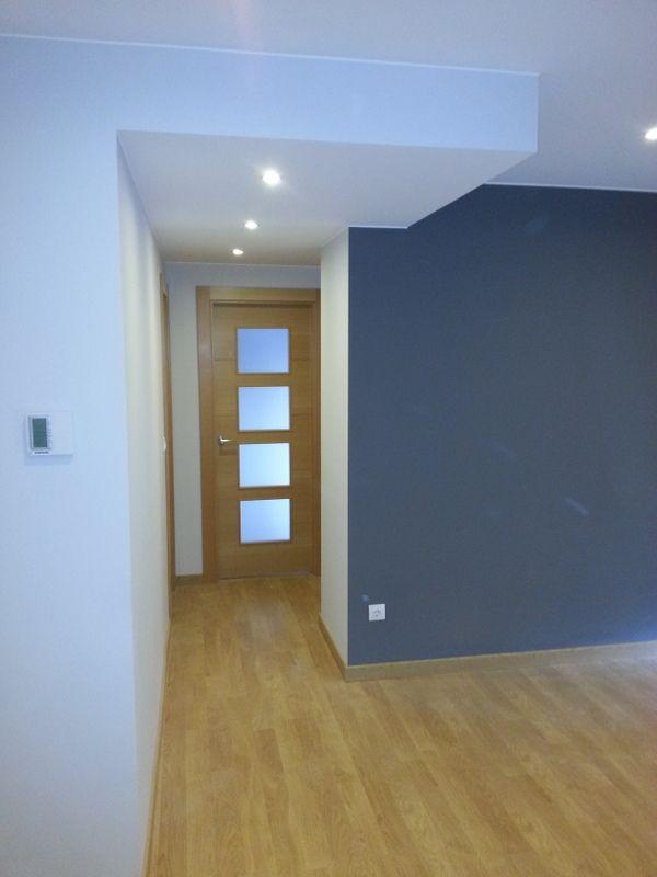 Reforma de piso en Zaragoza, puertas, suelo, alisado de paredes, pintura...... Zarareformas