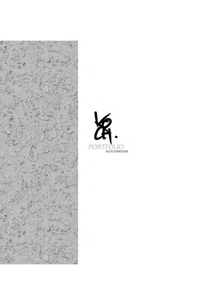 KOCH_architecture portfolio