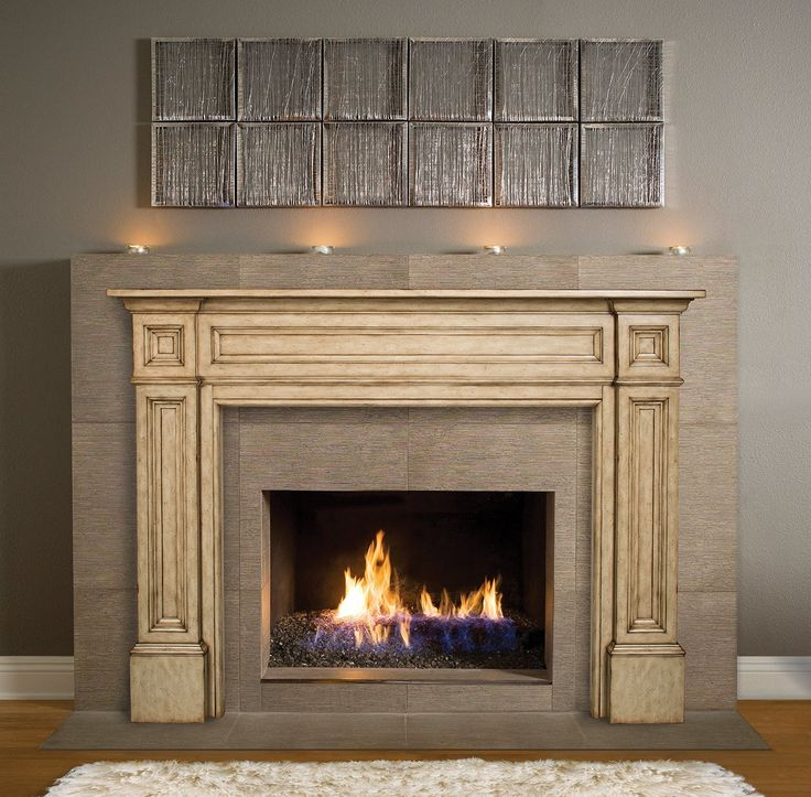 Best Fireplace Surround Kit Ideas On Pinterest Vintage