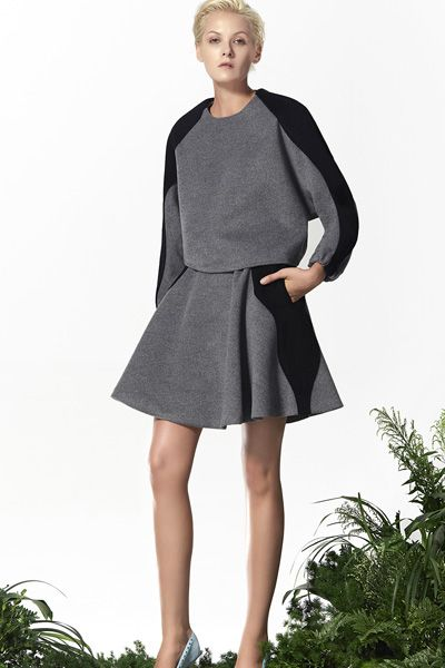 Butterfly Effect Collection: Top, Skirt, Wool
