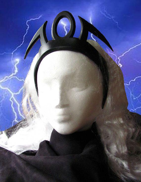 Storm Tiara Headband X-Men Comicon Costume Cosplay by MakeitMike