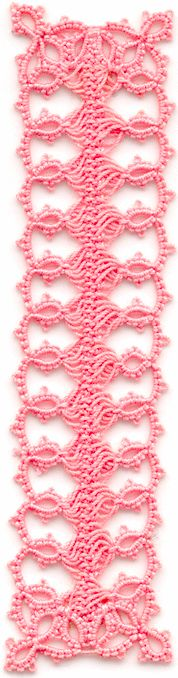 Tatting Bookmark Patterns by Teri Dusenbury