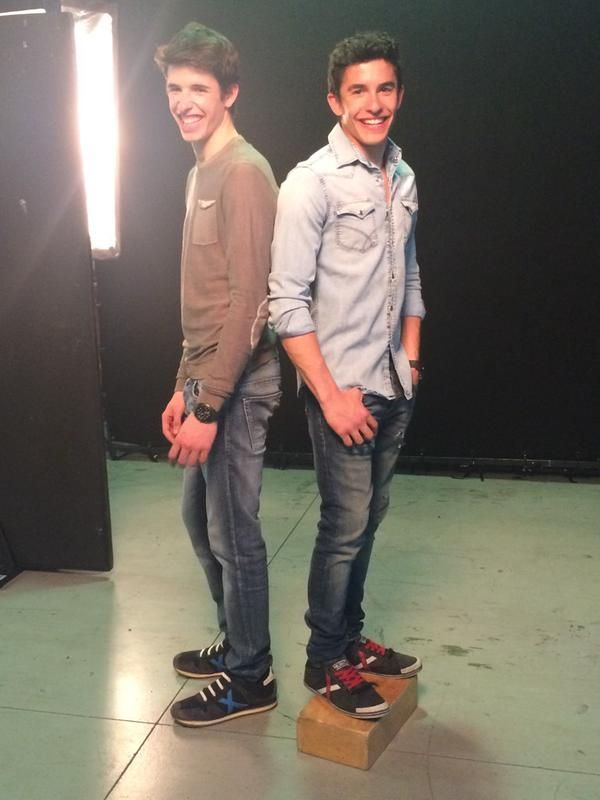 Marc & Alex - oh dear slight height problem!  Re-pinned