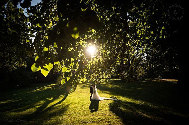 Through the english garden.....