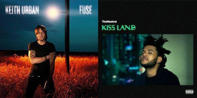 Keith Urban Edges the Weeknd for No. 1 Debut on Billboard 200   Billboard