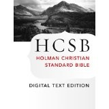 The Holy Bible: HCSB Digital Text Edition: Holman Christian Standard Bible Optimized for Digital Readers (Kindle Edition)By B Publishing Group