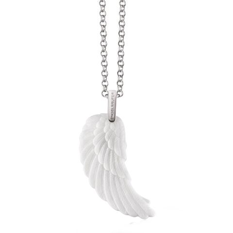 ANGEL CHERAMICS WING PENDANT SET - Aistikas