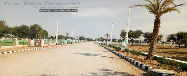 200 sq yds Plots Only 32.90 Lakhs Jda Approved Loanable Township Main Ajmer Road Jaipur