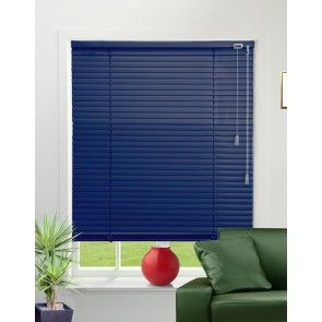 Oxford Blue Venetian Blind