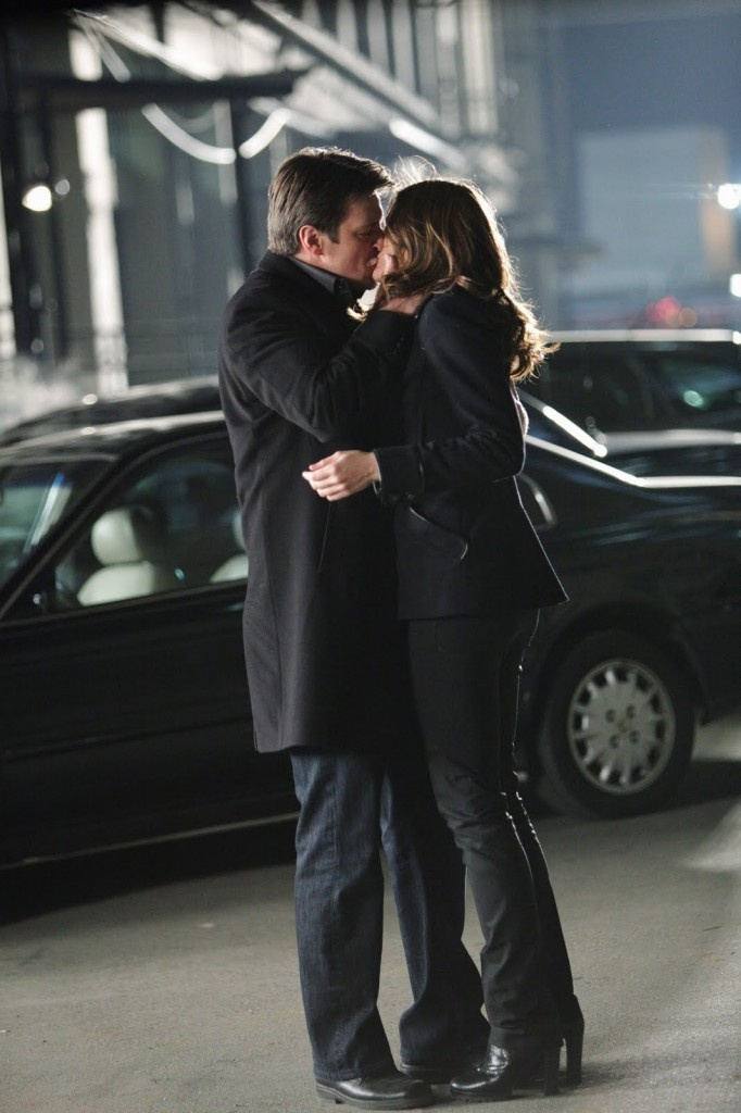 Castle and Beckett!!!! <3<3<3