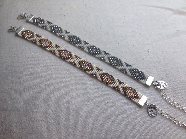 Geweven armbanden