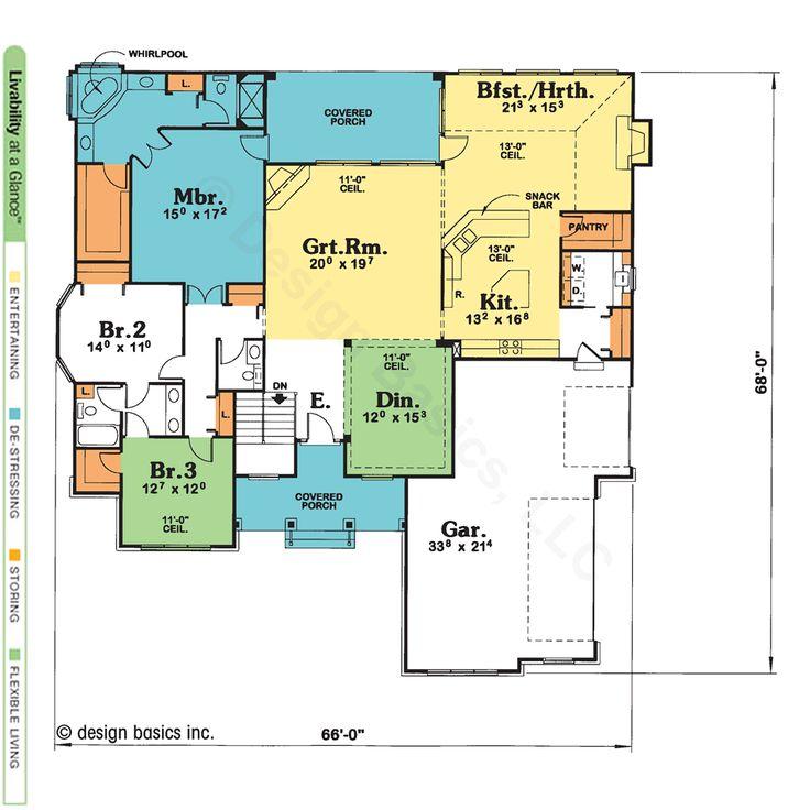100 Home Plan Best 25 U Shaped Houses Ideas On Pinterest