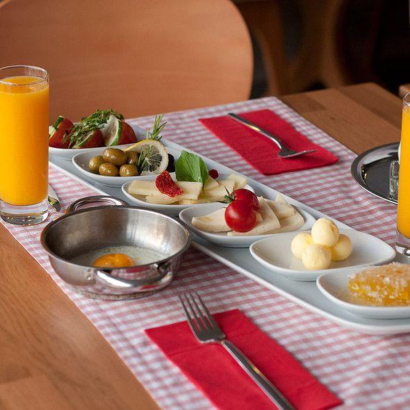 Turkish Breakfast @ Cafe Mese