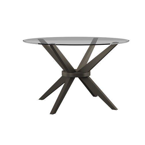 Gochenour Dining Table Dining Table Dining Table Height Glass