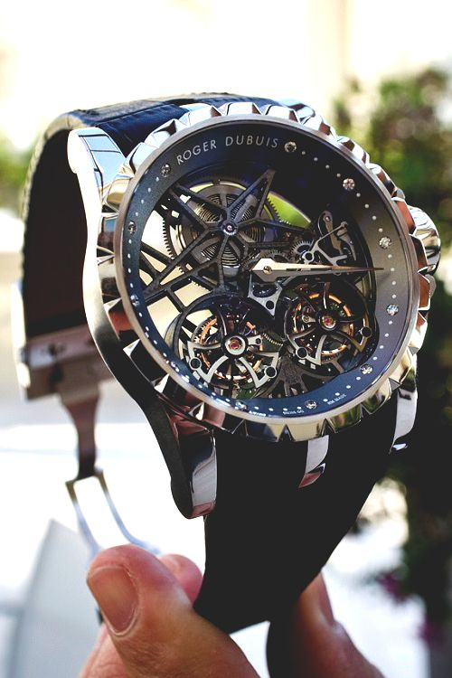 topulence: Roger Dubuis Excalibur
