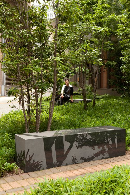 Memory chair 02 « Landscape Architecture Works | Landezine Landscape Architecture Works | Landezine