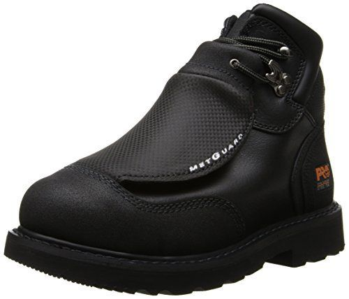 Timberland PRO Men's 40000 Met Guard 6' Steel Toe Boot,Black/Black,12 M - http://authenticboots.com/timberland-pro-mens-40000-met-guard-6-steel-toe-bootblackblack12-m/