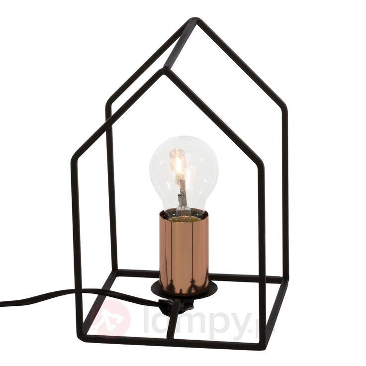 Lampa stołowa Home o oryginalnym kształcie 1509112