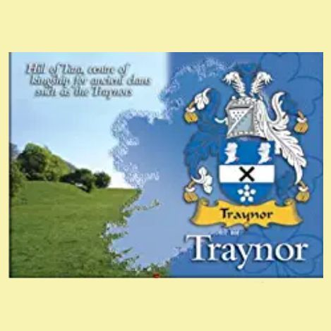For Everything Genealogy - Traynor Coat of Arms Irish Family Name Fridge Magnets Set of 2, $12.00 (http://www.foreverythinggenealogy.com.au/traynor-coat-of-arms-irish-family-name-fridge-magnets-set-of-2/)
