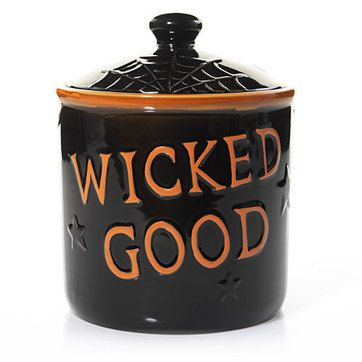 Boney Bunch Wicked Good Cookie Jar