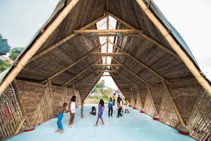 La Casa Ensamble Chacarrá, la arquitectura como un gesto de reparación
