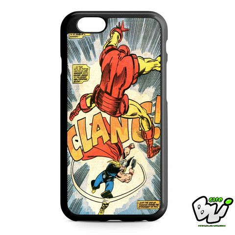 Thor And Iron Man iPhone 6 Case   iPhone 6S Case
