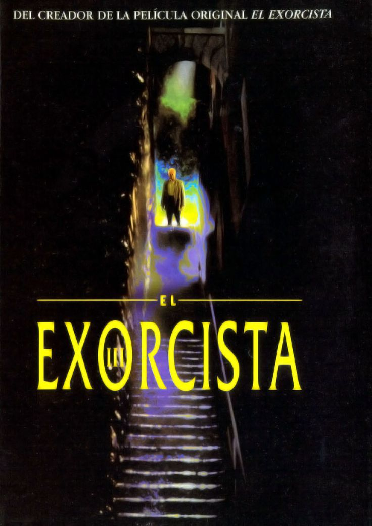 El exorcista III (1990) - Ver Películas Online Gratis - Ver El exorcista III Online Gratis #ElExorcistaIII - http://mwfo.pro/1823174