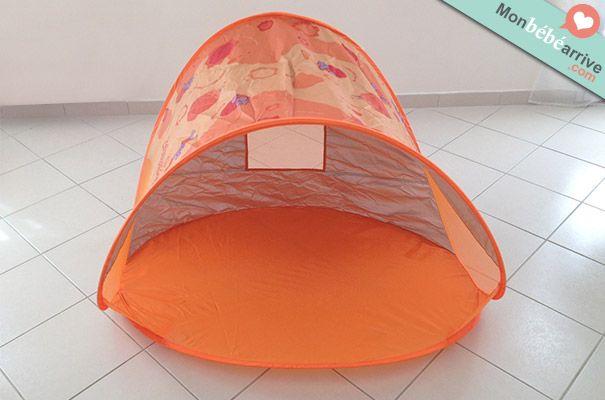 Tente anti-UV de Babymoov http://www.monbebearrive.com/tente-anti-uv-de-babymoov-bebe/