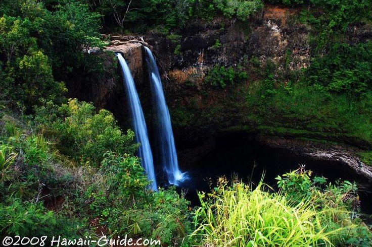 Kauai Waterfalls