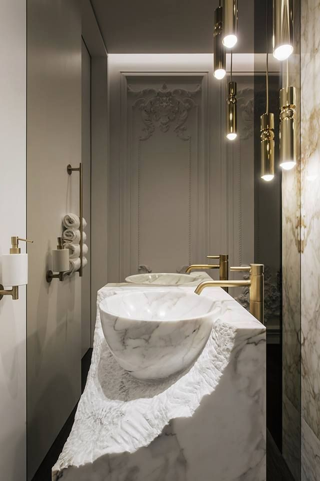Create A Luxury Bathroom With Amazing Washbasin See More Inspirationas At Mais Small Bathroom Furniture Luxury Bathroom Master Baths Bathroom Furniture Vanity