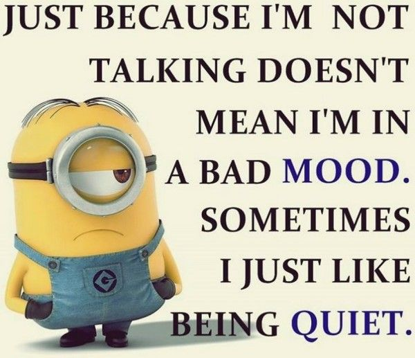 Cute Funny Minion Quotes (02:07:49 PM, Wednesday 24, June