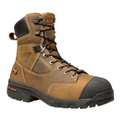 Men's Timberland PRO Helix Insulated Waterproof Composite Toe Oiled Distressed