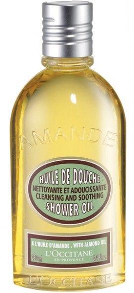 September 2013- L'Occitane Almond shower oil