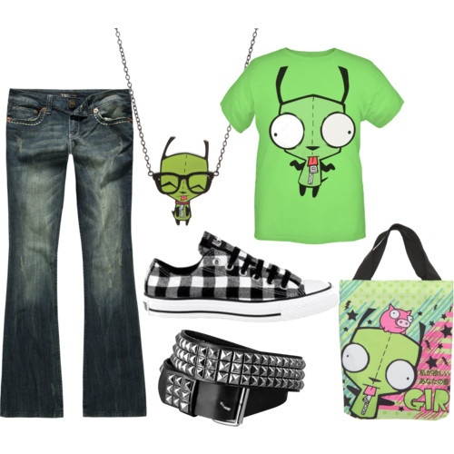 YES! <3 Invader Zim and Gir is my favorite character!