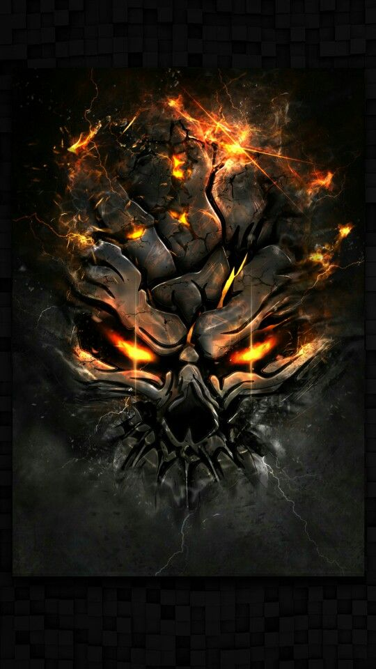 Zedge skull Wallpaper skulls & Other Misc. Stuff