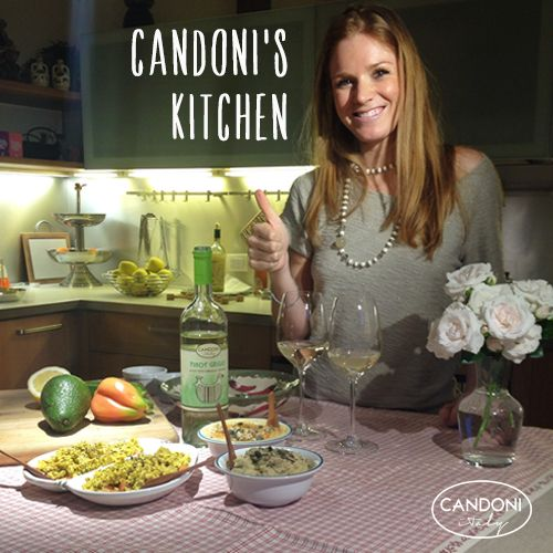 ...delicious vegetarian/vegan recipe...zucchini and avocado! yum #candoni #organic #vegan Pinterest Favorite: Candoni Wines