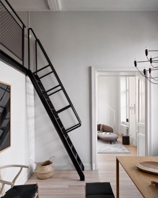 Loft space.