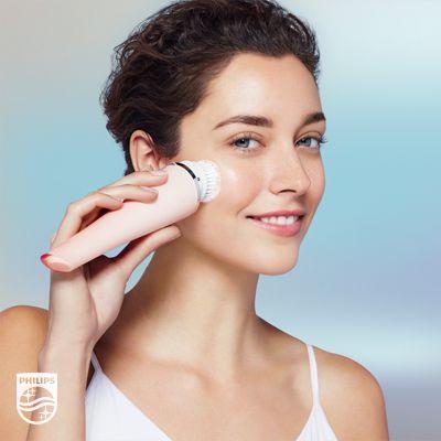 Con un minuto di VisaPure #Philips al giorno doni luminosità e porti la primavera sul tuo viso!
