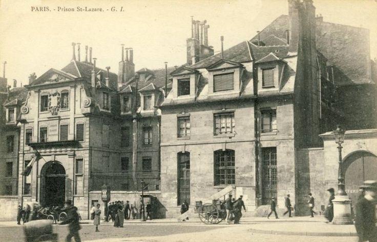 Prison Saint-Lazare (détruite)