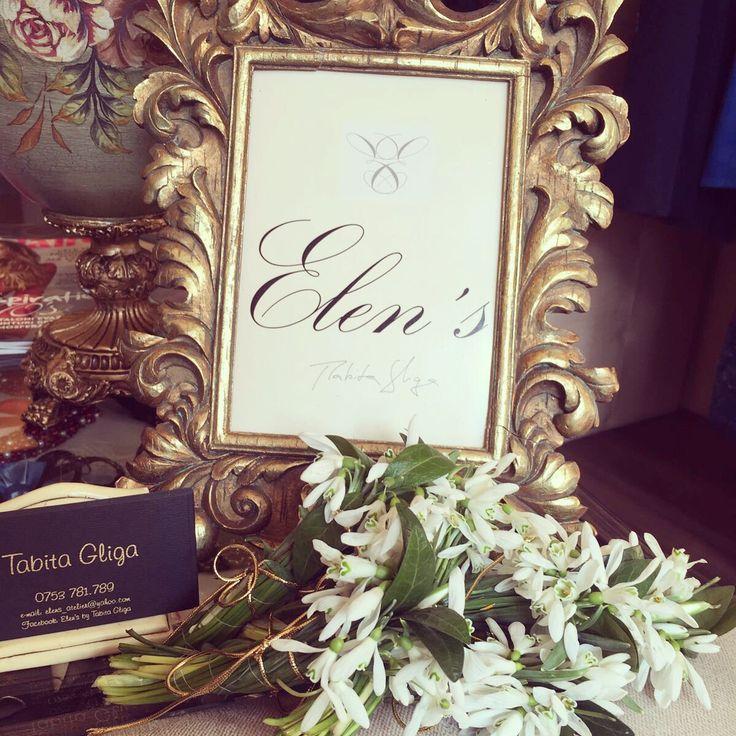 1 Martie  Va așteptăm in showroom-ul Elen's pentru a vă însenina ziua! Primăvara minunata! Tg. Mureș, Targului 2/3, cu drag!