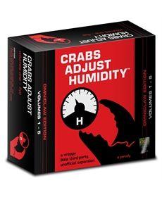 Crabs Adjust Humidity Omniclaw Edition Uoffisielle utvidelser til Cards Against