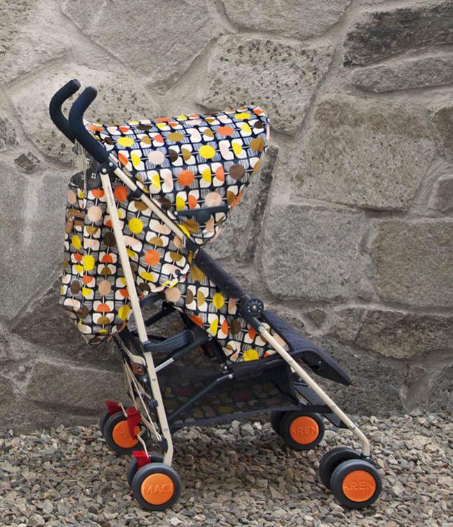 La nueva silla de paseo Maclaren Orla Kiely