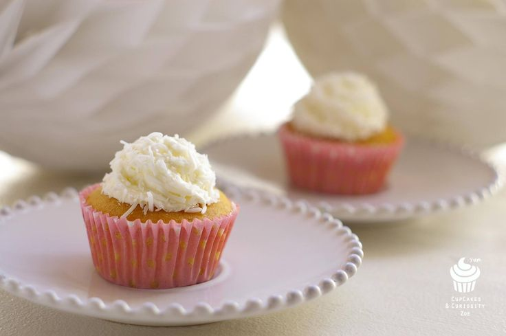 pink coco cupcakes