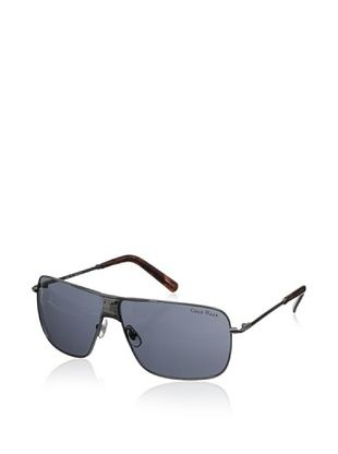 60% OFF Cole Haan Men's C704 Sunglasses (Gunmetal Frame/Smoke Lens)
